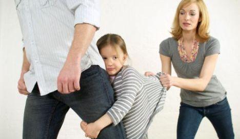 Çocuk Boşanma Olayı