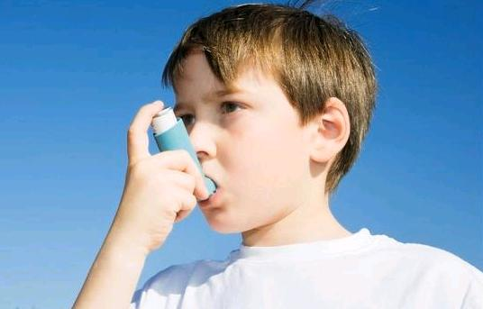Çocuklarda Alerjik Astım Bronşit