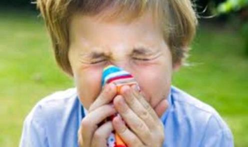 Çocuklarda Alerjik Nezle Tedavisi
