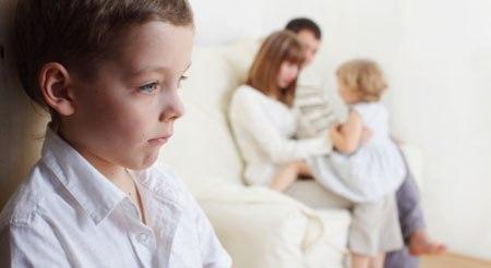 Üvey Annelerde Çocuk Eğitimi Sorunu