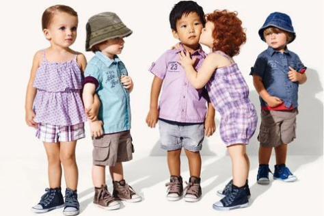 Benetton-Çocuk-Giyimi