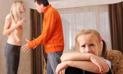 Geçimsiz Eşler ve Arada Kalan Çocuklar