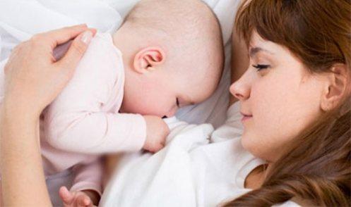 Anne-Çocuk Beraberliği ve Güven Duygusu