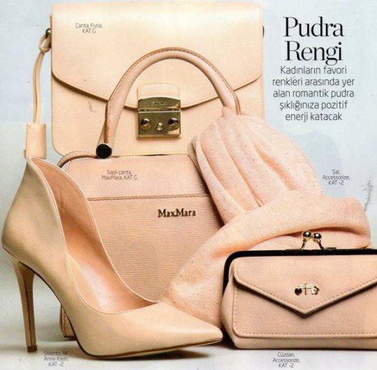 En Yeni Ayakkabı ve Çanta Modelleri 2014-2015