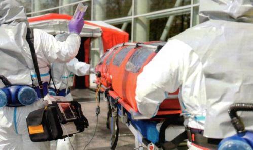 Ebola Hastalığının Bulaşması ve Vücutta Yol Açtığı Yıkım
