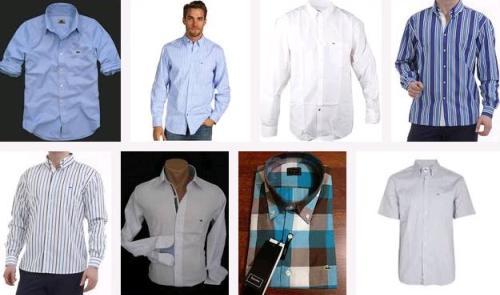 İşte Çok Beğeneceğiniz Lacoste Erkek Gömlek Modelleri