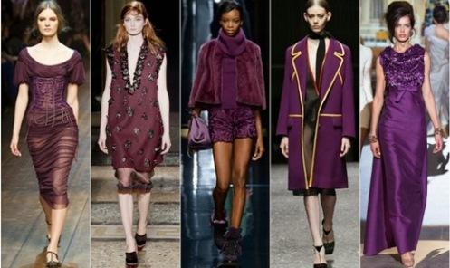 2014-2015 Yılında da Sonbahar Kış Elbise Modelleri Çok Renkli