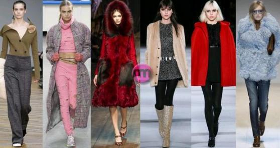 2014-2015 Sonbahar/Kış Modası