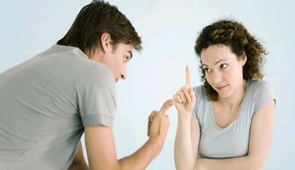 Eşini Cezalandırmaya Çalışma