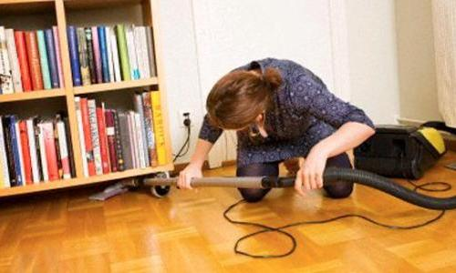 Ev İşlerini ve Temizliği Abartma
