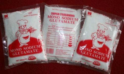 Monosodyum Glutamat