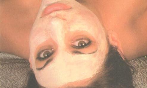Siyah Noktalar İçin Doğal Maske