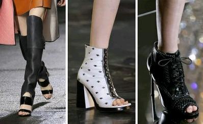 Sonbahar/Kış Sezonu Bayan Spor Ayakkabı Modelleri