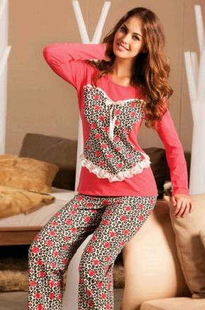 bayan pijama modelleri1