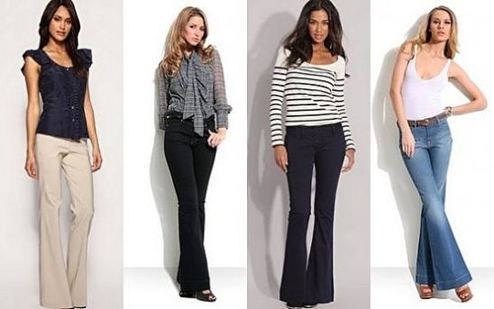 Spor ve Şık Bayan Pantolon Modelleri
