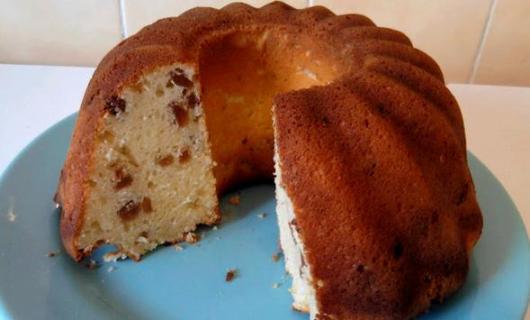 uzumlu kek