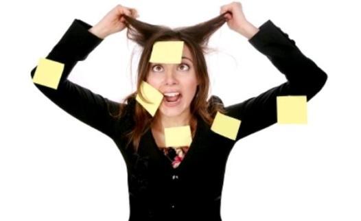 Çalışma hayatındaki stres