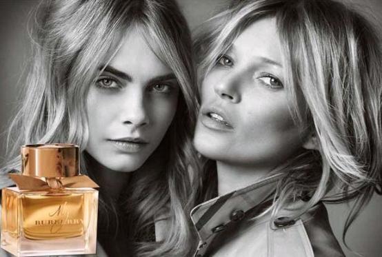 Burberry'nin yeni parfümü
