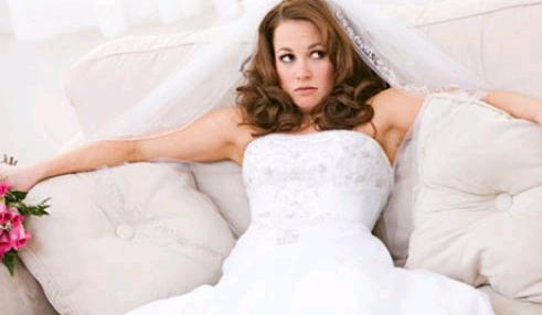 Bir Kadının Evlenmeden Evlenmesi…