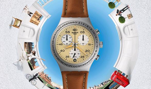 Swatch 2014-15 Sonbahar-Kış Koleksiyonu