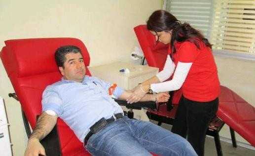 Kan aldırmak