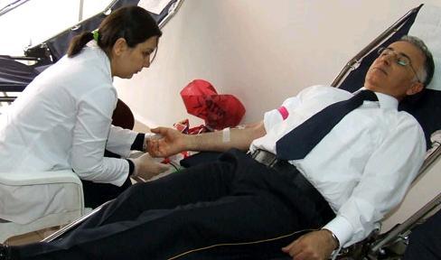 Kan Alınması Sakıncalı Olan Kişiler