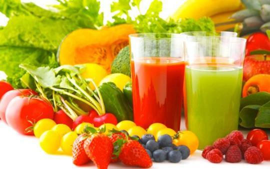 Meyve ve Sebze Suları