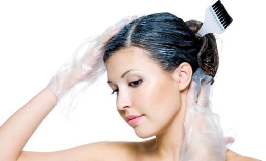 Boya sonrası saç bakımı