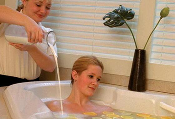Banyo Sonrası Vücut Bakım Yağı