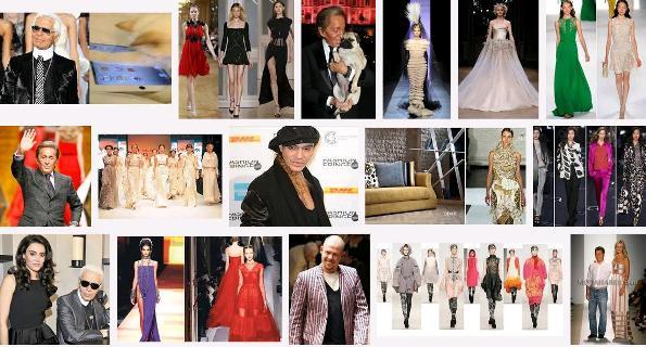Dünyaca Ünlü Modacılar