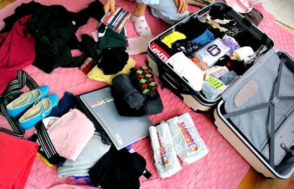 Seyahat Valizi Hazırlaken Ne Yapmalıyım?