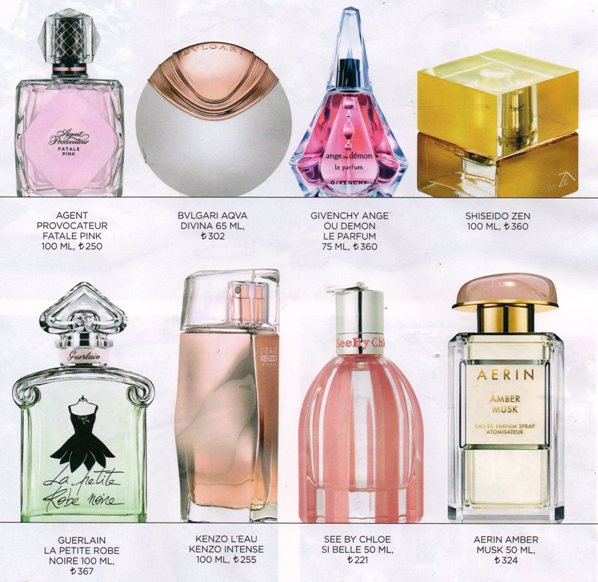 Anneler Gününe Parfüm Seçenekleri