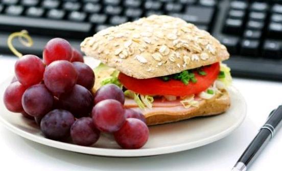 Sağlıklı ve lezzetli bir atıştırmalık