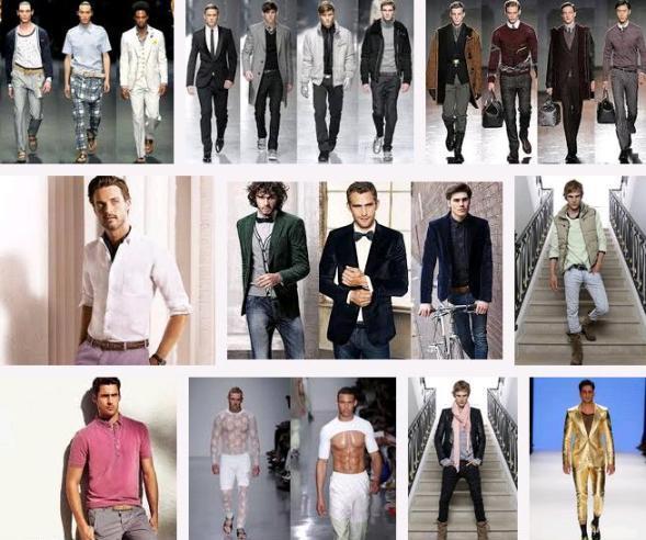 erkek modasi