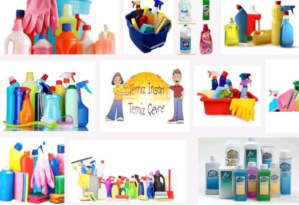 Evde Kullandığımız Temizlik Ürünlerinin Zararları
