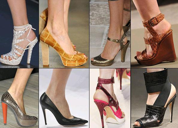 Kadınlarda Ayakkabı Seçimi
