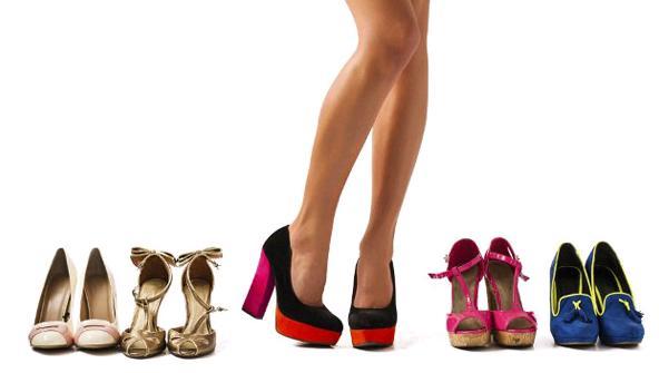 Kadınlarda Ayakkabı Seçimi8