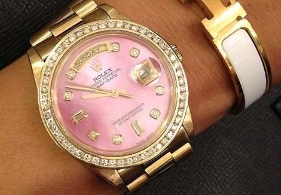 Kadınlarda Saat Seçimi