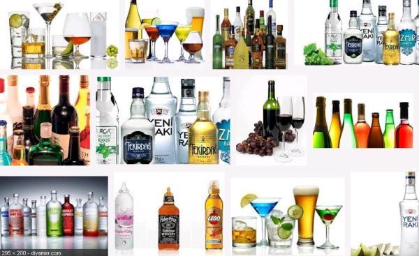 İçeceklere alkol eklenebilir mi?