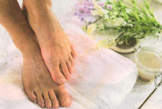 El, Ayak ve Tırnak Bakımı İçin Doğal Karışımlar