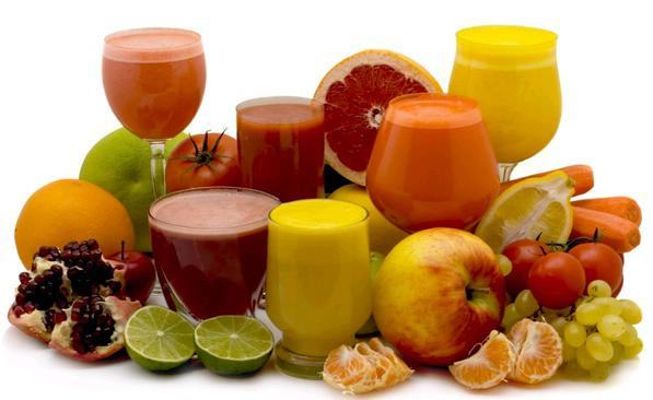 Meyve suları sağlıklı mı?
