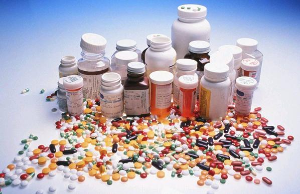 Sahte İlaç Piyasası