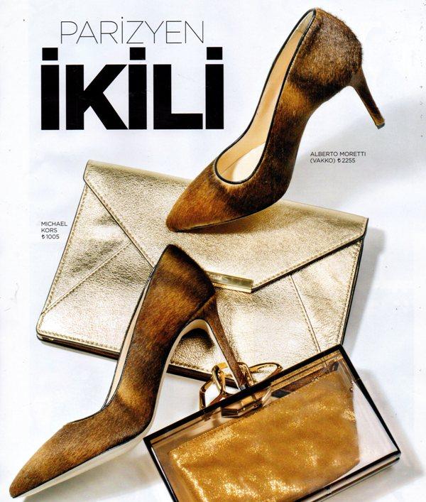 Bayan Ayakkabı ve Çanta İkilisine Öneri