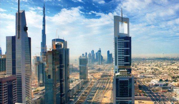 Dubai'de Tatil