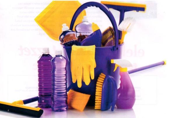 Ev Temizliğinin 30 Püf Noktası
