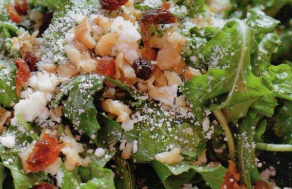Karlı Roka Salatası
