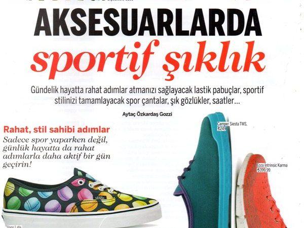 Rahat Ayakkabı Modelleri