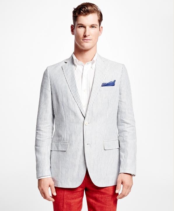 Brooks Brothers cizgili ceket