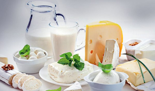 Süt ürünlerinin sağlığa faydaları