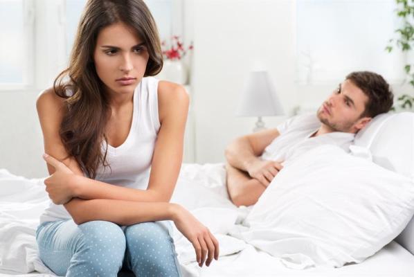 Boşanmaya Götüren Vajinismus